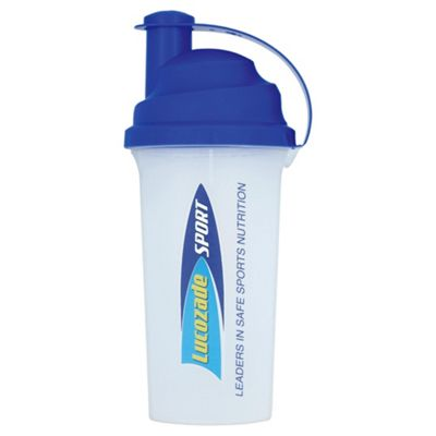 Lucozade sports shaker