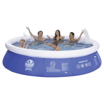 Tesco Out There 12Ft Quick Up Pool (Includes Pump)