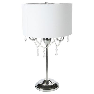 Signa Anna Table Lamp White