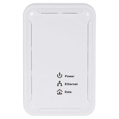 Vivanco Powerline Unit Router - White