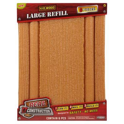 Real Construction Refills