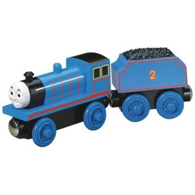 Thomas & Friends Wooden Edward the Blue Engine