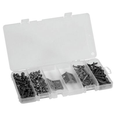 Real Construction Fasteners & Storage Case