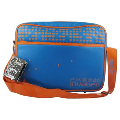 Joystick Junkies Blue/Orange Invaded Console Flight Bag