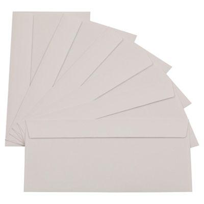 White D1 Envelopes, 500 Pack