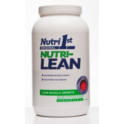 NutriLean Protein Shake Original Strawberry 1kg