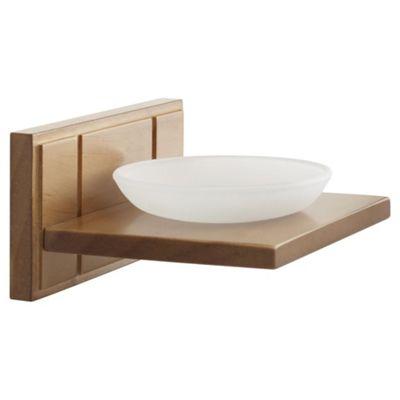 Croydex Beech Soap Dish