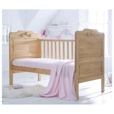 Tutti Bambini Filip Playbead Cot Bed, Natural