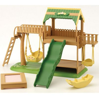 Sylvanian Families - Garden Playground