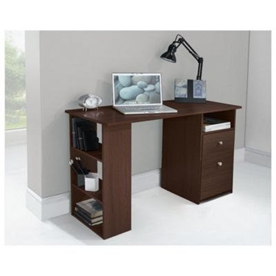 Isaac Desk, Walnut Effect