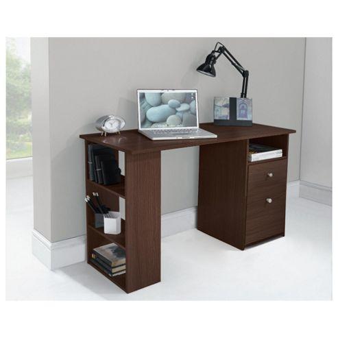 Isaac Desk, Walnut Effect