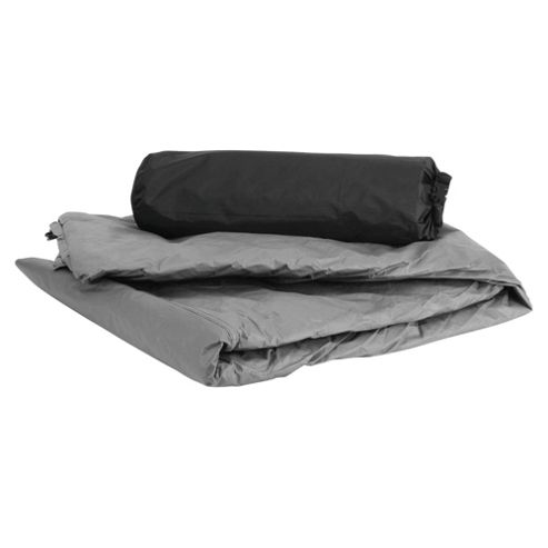 Gelert Atlantis 4 Footprint Groundsheet Dark Grey