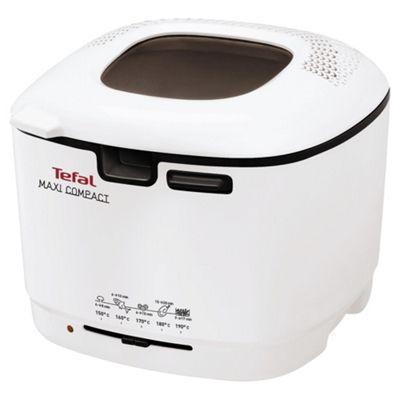 Tefal Maxi Compact White Fryer