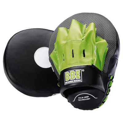 BBE Curved Hook and Jab Pads