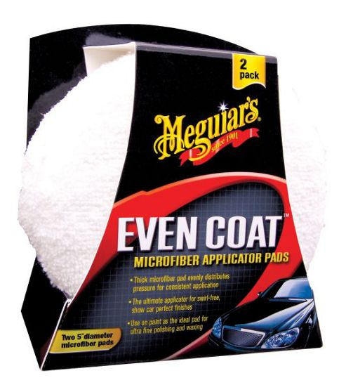 Meguiars Even Coat Applicator Pad Qty 2