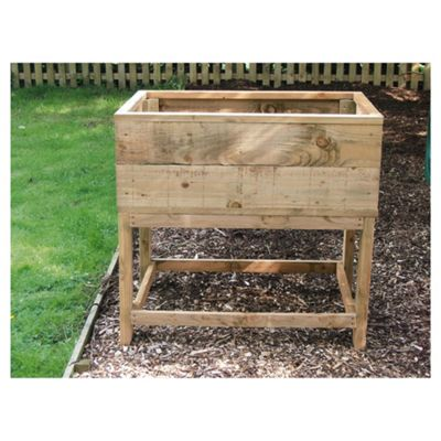 120cm raised planting table