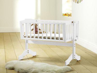 Bethany Crib - white
