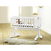 Bethany Crib - white