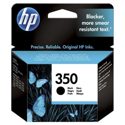 HP 350 Black Original Ink Cartridge