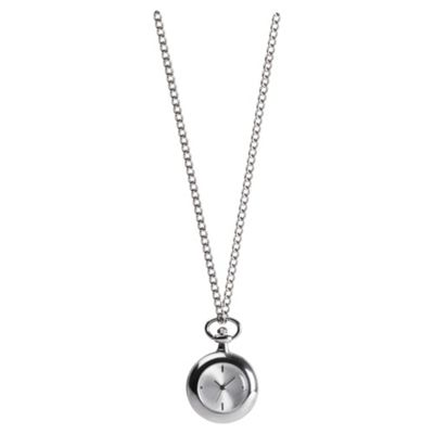 Ladies Round Fob Pendant