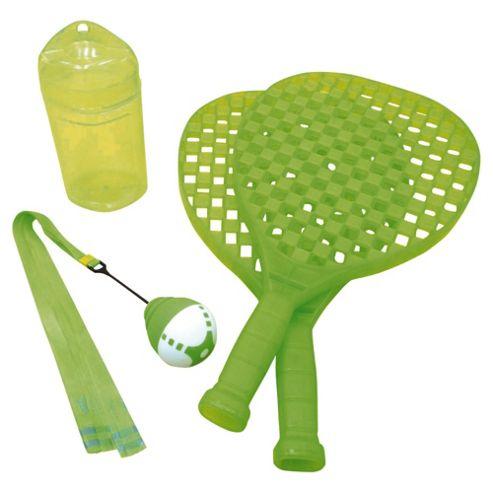 Mookie Tailball 150 Gram Light Tennis Racket Set