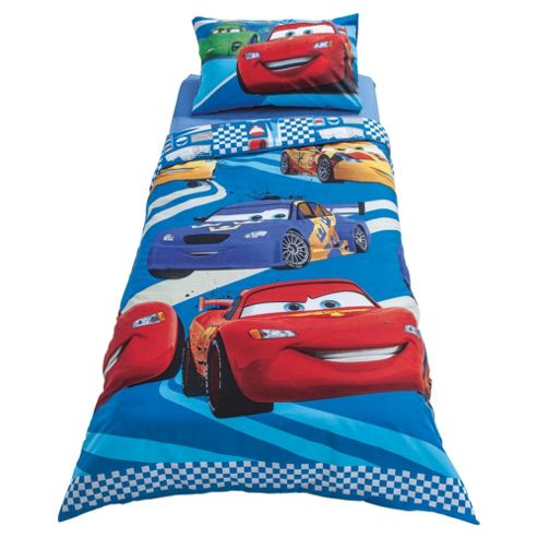 Disney Pixar Cars 2 Duvet Set