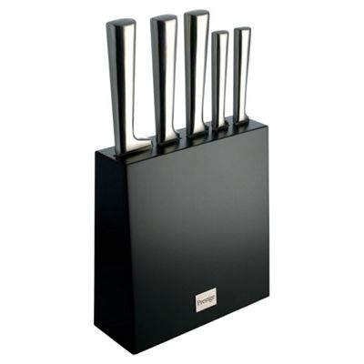 Prestige Vibro Stainless Steel Kitchen Knives Set Of 5 Piece