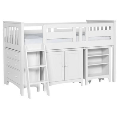 Harvey Sleep Station Ladder Left Ivory