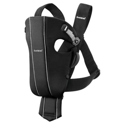 BABYBJORN Baby Carrier Original, Spirit Black Diamond, Cotton
