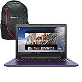 "Lenovo IdeaPad 310 - 80SM01ATUK - 15.6"" Laptop Intel Core i3-6006U 8GB 1TB Win 10 with Backpack Case"