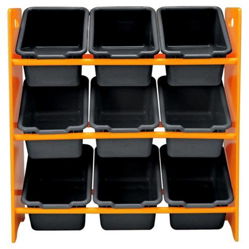 My 1St Jcb 9 Bin Storage