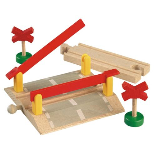 Brio Classic Accessory Railway Crossing, wooden toy