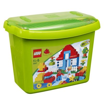 LEGO Bricks & More Duplo Deluxe Brick Box 5507