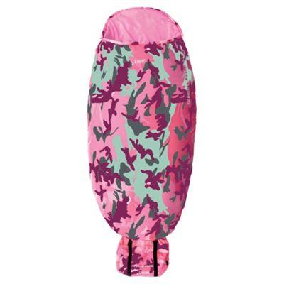 Gelert Sleeping Pod Junior, Pink Camo