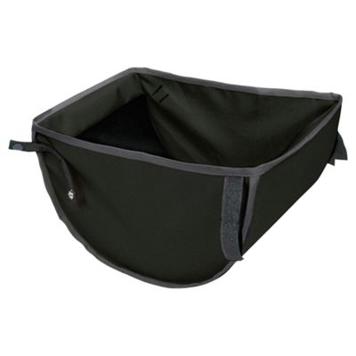 Out 'n' About Single Storage Pushchair Basket 360, Black