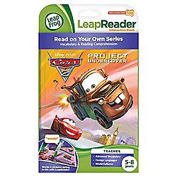 LeapFrog Tag Cars 2 Book