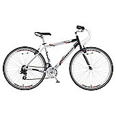 "Barracuda Liberty 21"" Mens' Hybrid Bike"