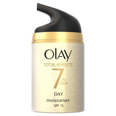 Olay Total Effects 7 X Day Moisturiser Regular 50ml