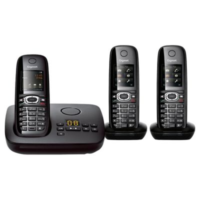Gigaset C595 Triple Telephone