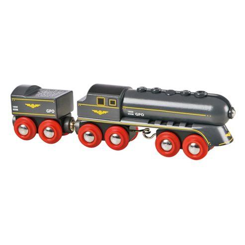 Brio Classic Accessory Speedy Bullet Train, wooden toy
