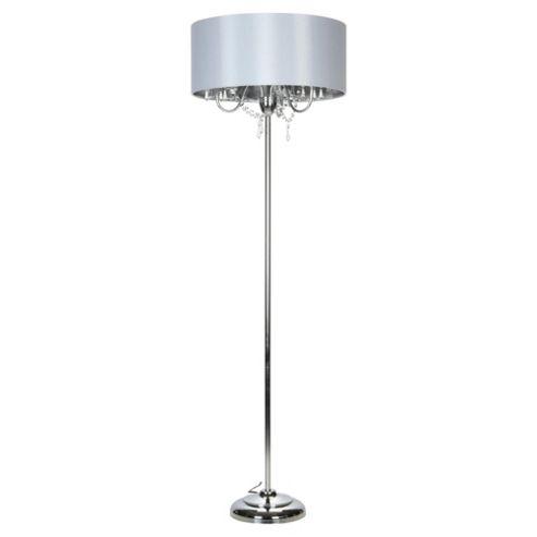 Signa Anna Floor Lamp White