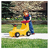 Little Tikes Push & Ride Walker (Yellow/Red)