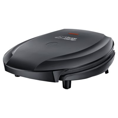 George Foreman 18447 Black Entertaining Grill