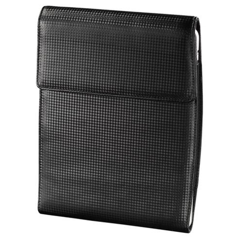 Hama Carbon Cover for the new Apple iPad and iPad 2 Black