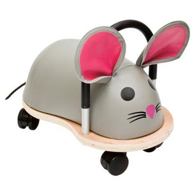 Wheelybug Mouse Ride-On Toy, Small