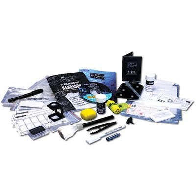 John Adams New Scotland Yard Forensic Kit