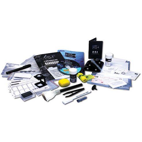 John Adams New Scotland Yard Forensic Kit
