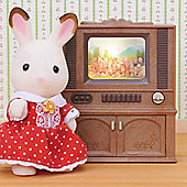 Deluxe Tv Set - Sylvanian Families Figures Dolls Furniture 4264