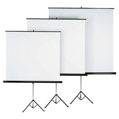 Hama Tripod Projector Screen - 125 x 125