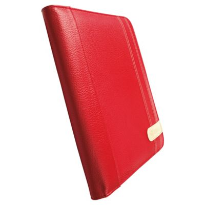 Krussell Case for the new Apple iPad & iPad 2 - Red